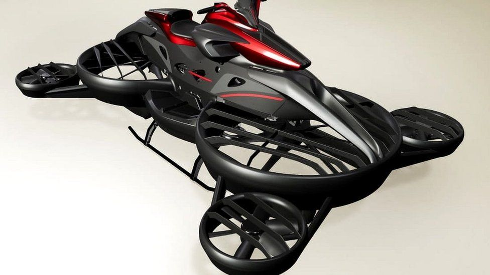 Tech Digest daily roundup: ALI Technologies launches £500K hoverbike