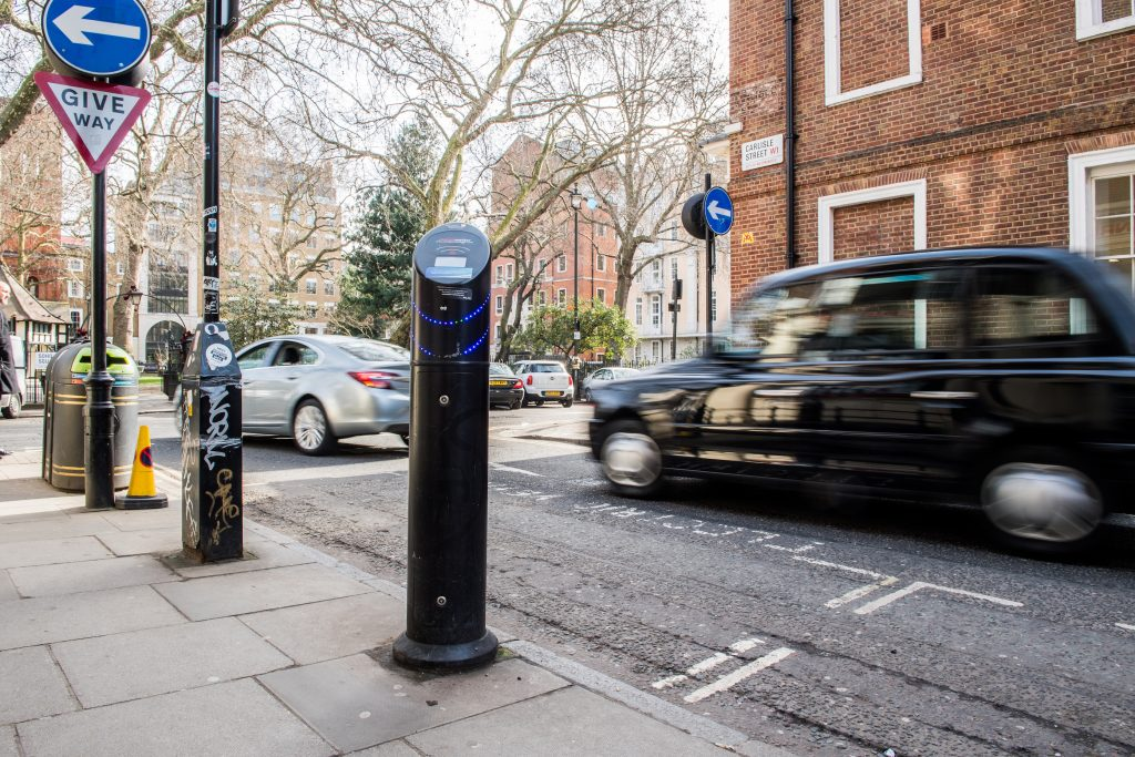 Half of UK councils have spent nothing on EV infrastructure in 2021