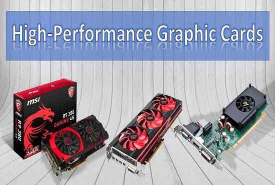 High-Performance Graphic Card