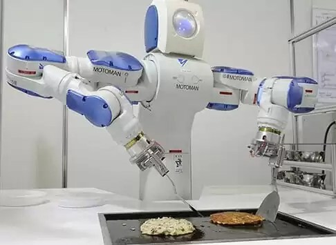 Robots Cooking