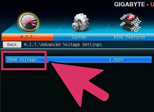 Raising CPU Core Voltage