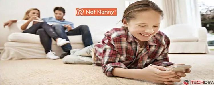 Net-Nanny Parental Control App