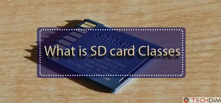 what-is-sd-card-classes