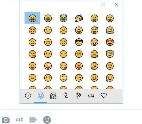 Emoji Keyboard for windows 10