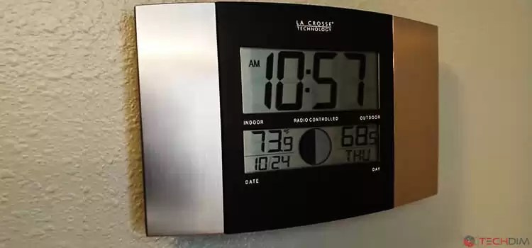 Best Atomic Wall Clock Review