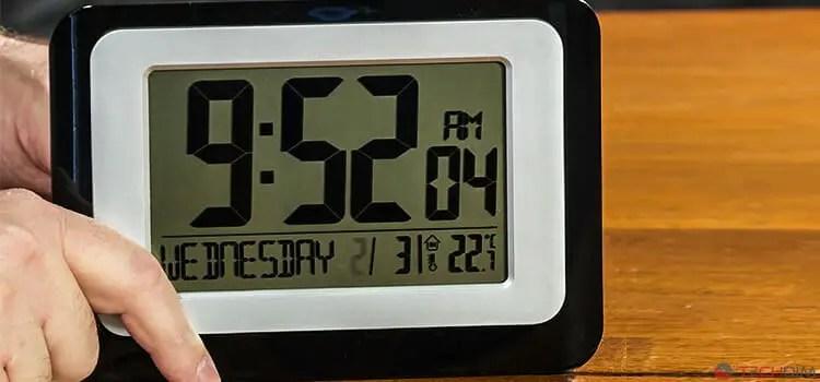 Best Atomic Wall Clock