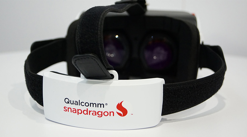 7f331fa64781 Qualcomm has earlier announced that the company is launching (Qualcomm VR  Headset) a new virtual reality development kit (VRDK) for its Snapdragon 835  ...