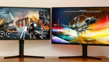 LG UltraGear 27GL850 And 38GL950G World's First 1ms Gaming Monitors