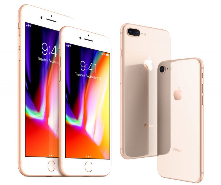 Apple iPhone 8 And iPhone 8 Plus With Bionic A11 Chipset