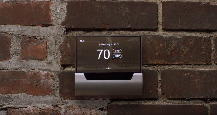 Microsoft Smart Thermostat