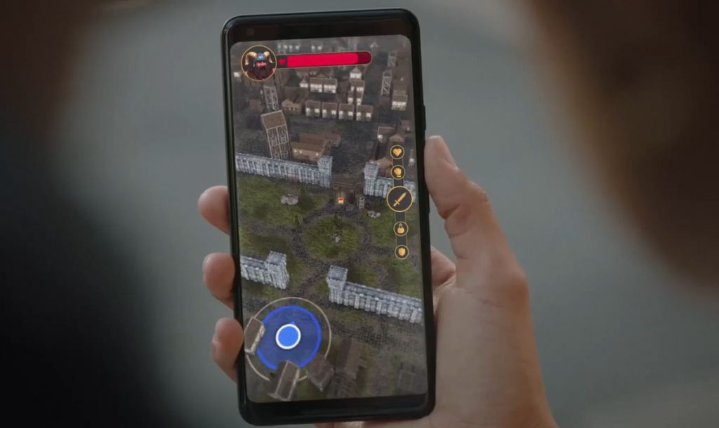 Google Opens Up Maps API To Game Developers