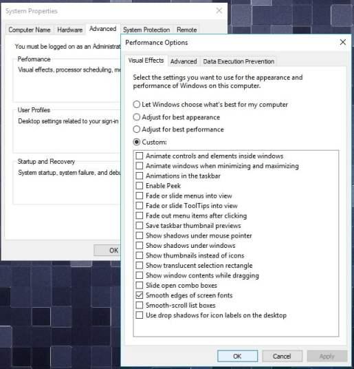 Increase Windows 10 Speed1