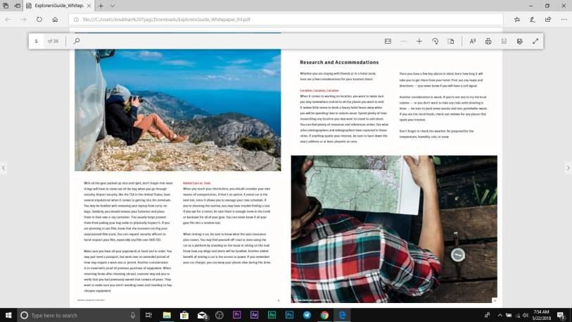 Edge Vs Chrome Vs Adobe Reader: Which PDF Viewer Is Best?