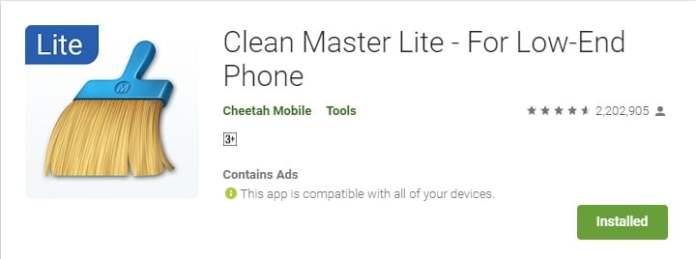 Lite Apps 1
