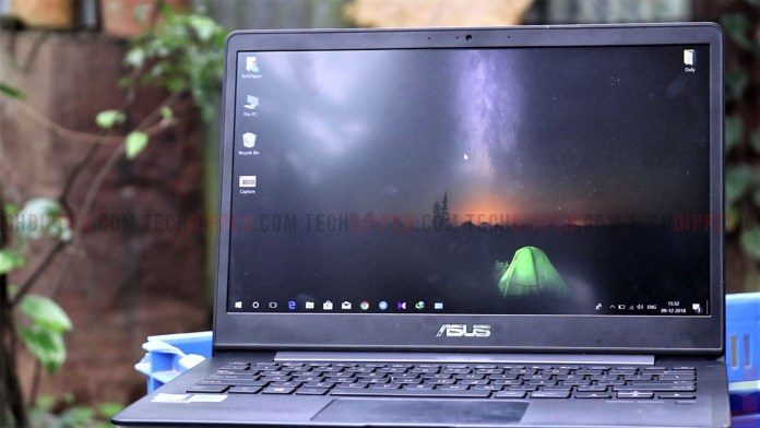 Asus Zenbook 13 Ux331ual Review A Lightweight Speedy Machine