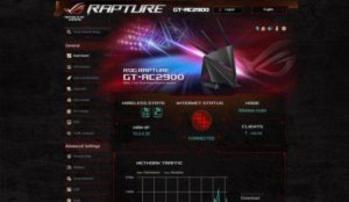 ROG Rapture GT-AC2900