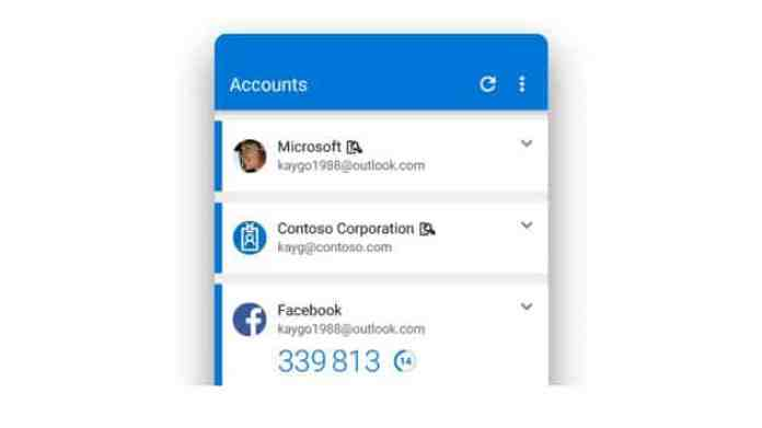 Microsoft Authenticator - Best Two-Factor Authenticator