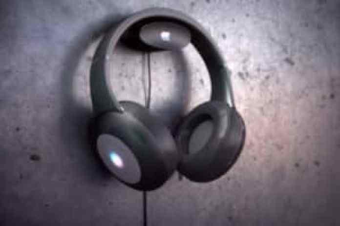 Apple's Over-ear Headphones