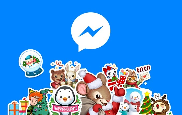 Facebook Messenger Photo Magic