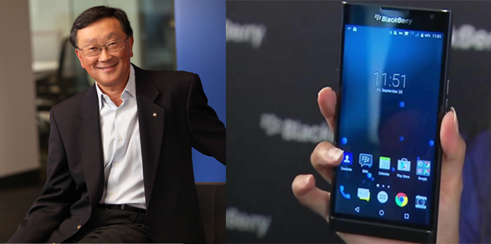 Blackberry to release only Android smartphone in 2016