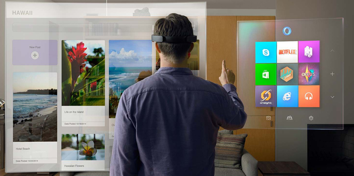 Microsoft's HoloLens will be 'wireless totally', to run 5.5 hours on a single charge