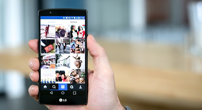 Two-factor authentication to step up the security in Instagram