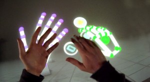 Leap Motion Orion Virtual reality