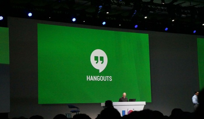 Hangouts to have a better calling quality