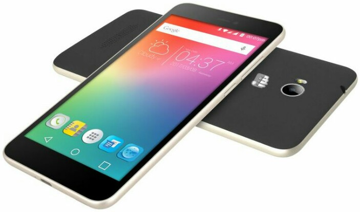 Canvas Spark 3 Q385 by Micromax with 5.5 HD and 1 GB RAM launched
