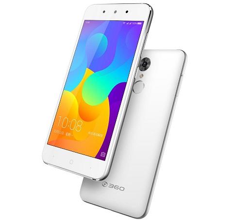 Qiku F4 with 4G LTE, 3 GB RAM, 5-inch display, fingerprint sensor announced