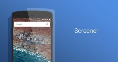 Screener app for Android