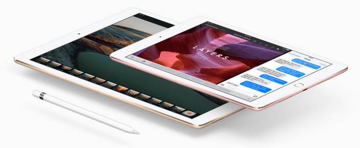 Apple starts shipping iPad Pro and iPhone SE to pre-order customers