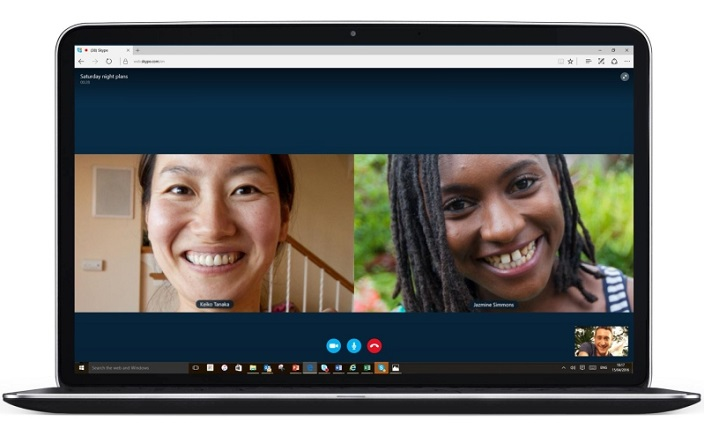 You will no longer need plugins to use Skype in a browser