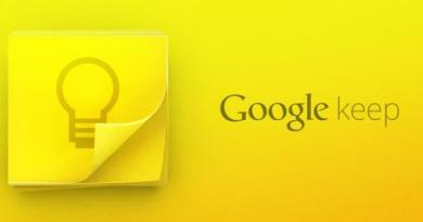 Google Keep will now organize the notes based on topics