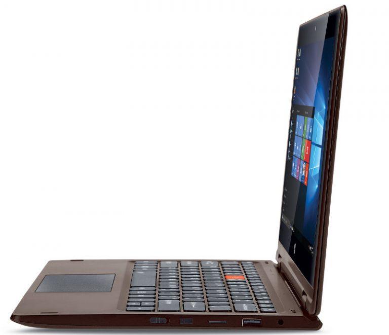 iBall CompBook Flip-X5