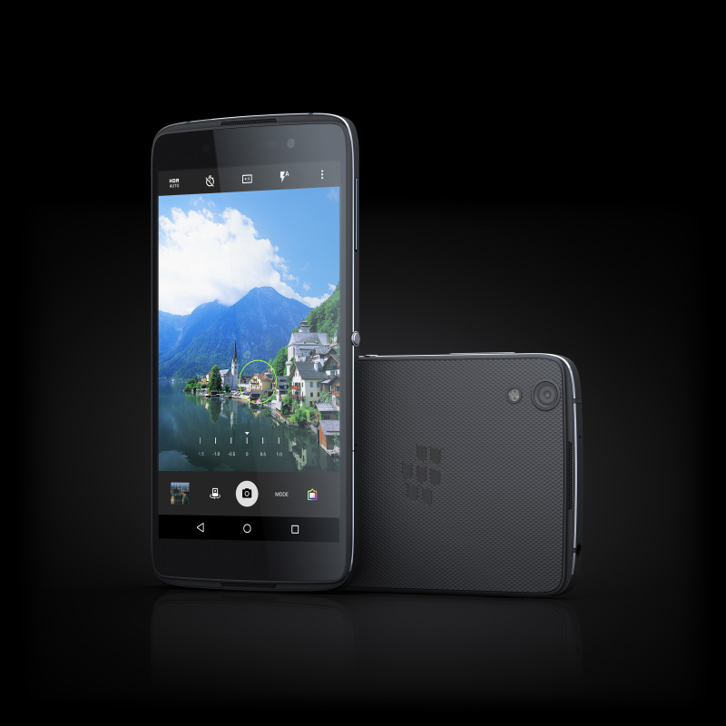 BlackBerry DTEK50 in India