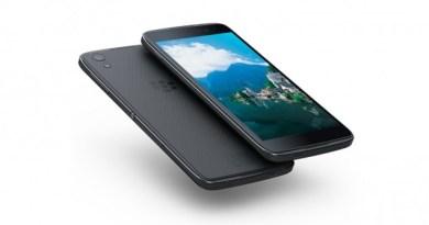 Blackberry DTEK60 in India