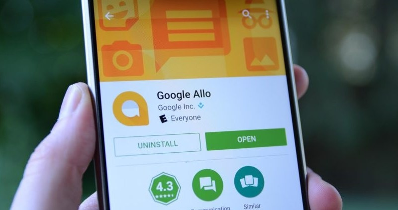 Emoji Prediction and New themes in Google Allo
