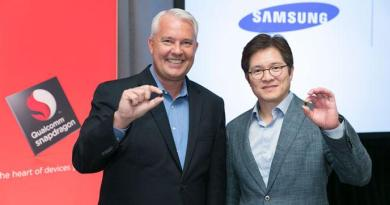 Qualcomm Snapdragon 835 based on Samsung's 10nm process