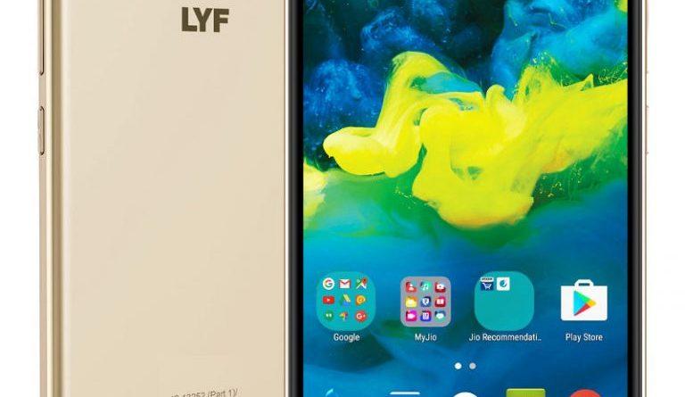 LYF F1S