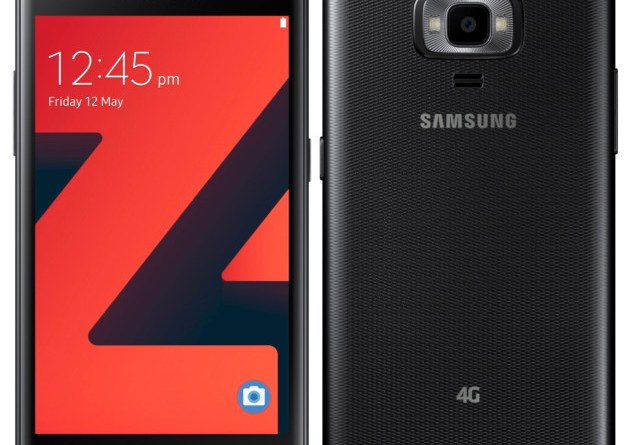 samsung z4 in India launched