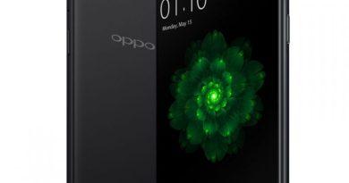 OPPO F3 Black Edition