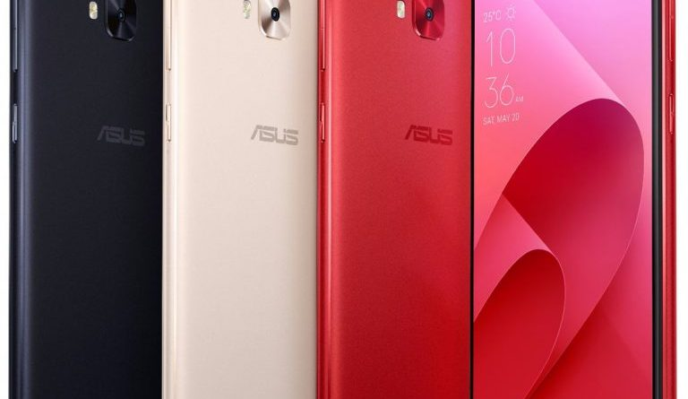 Asus Zenfone 4 Selfie Pro specifications