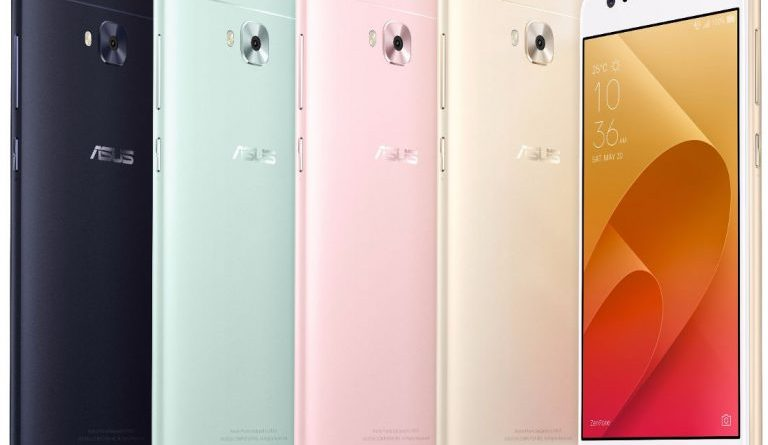 asus zenfone 4 selfie specifications