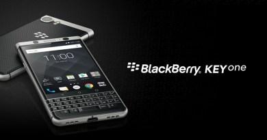 BlackBerry KeyOne in India