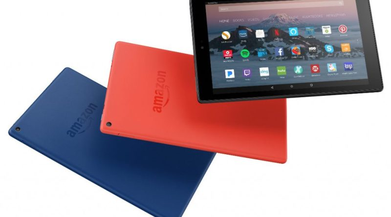 amazon fire hd 10 tablet