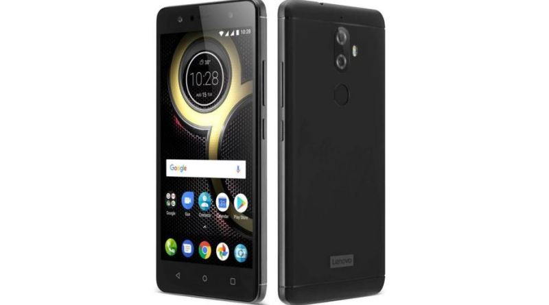 lenovo k8 plus specifications