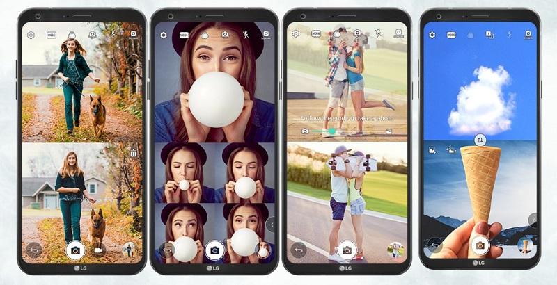 lg q6+ smartphone