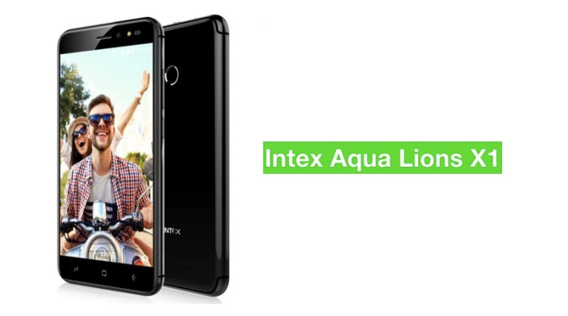 Intex Aqua Lions X1 launched