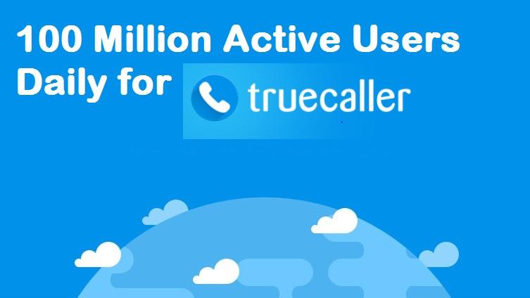 Truecaller users